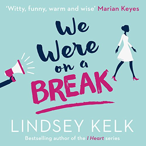 We Were on a Break audiobook cover art