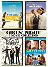 Girls' Night Four-Pack (Sunshine Cleaning / Last Chance Harvey / Mad Money / City Island)