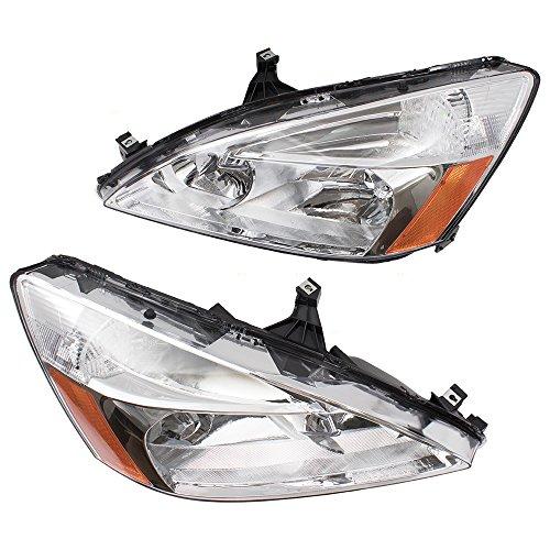 04 honda accord headlight bezel - 2