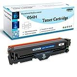 Aseker Compatible Cartuchos de Tóner Canon 054H CRG-054H para Canon MF641Cdw MF642Cdw MF643Cdw MF644Cdw MF645Cx LBP621Cw LBP623Cw LBP622Cdw Impresoras, Alto Rendimiento 3100 Páginas (Negro)