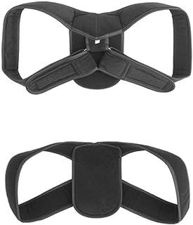 Adjustable Adult Back Brace Corset Support Belt Orthotics Belt Upper Back Posture Correction