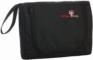 Grüezi-Bag Kulturbeutel, Kulturtasche Flatbag, 23 x 20 x 7 cm
