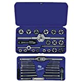 IRWIN Tools Metric Tap and Hex Die Set, 41-Piece (26317)