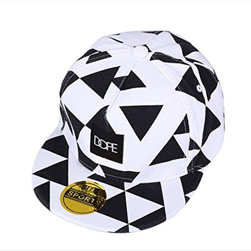 Gorra de béisbol unisex de tamaño ajustable con cierre trasero, para el...