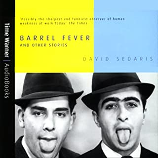 Barrel Fever and Other Stories cover art
