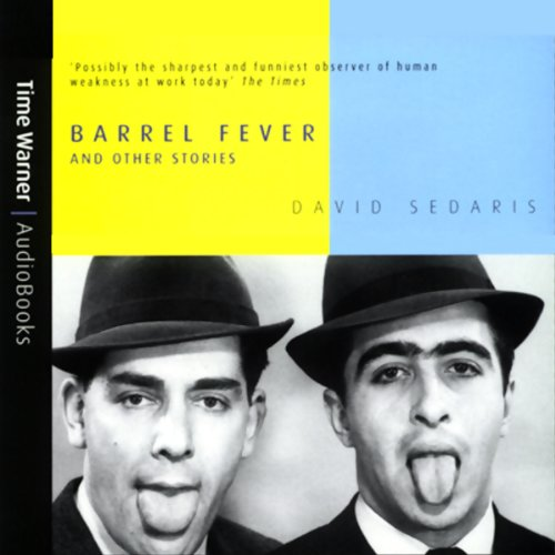 Barrel Fever and Other Stories audiobook cover art