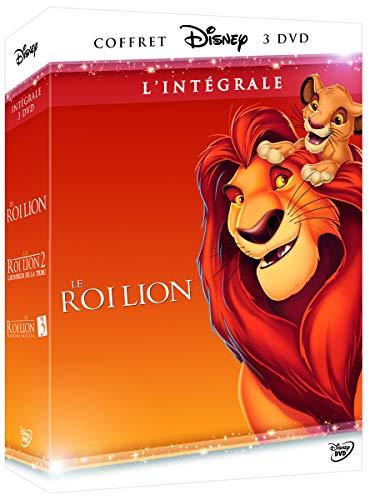 Le Roi Lion - Intégrale - 3 films [Francia] [DVD]