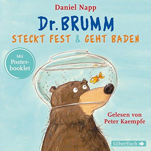 Dr. Brumm steckt fest / Dr. Brumm geht baden Titelbild