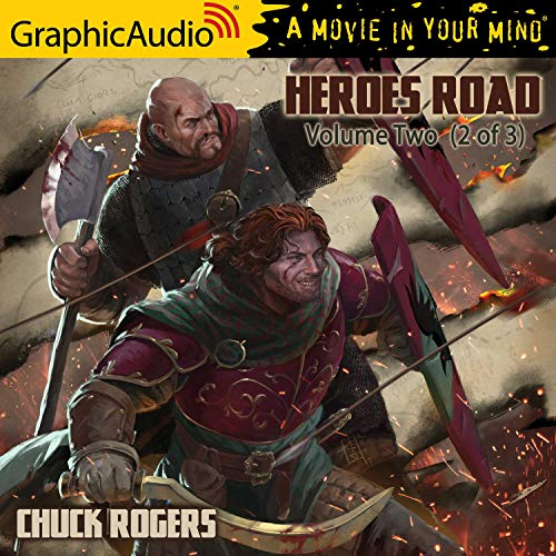 Heroes Road: Volume 2 (2 of 3) (Dramatized Adaptation) Titelbild