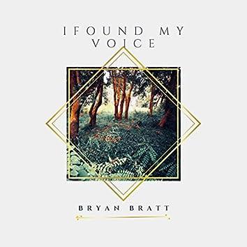 I Found My Voice