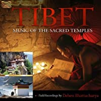 Tibet: Music of the Sacred Temples by TRADITIONAL (2011-03-29)