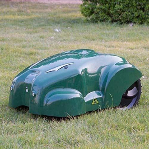 ACC Electric Intelligent Lawn Mower, Lithium Ion Rotary Mowing Robot, Up to 3000 Square Meters, 24v