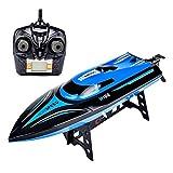 Ydq RC Boot Ferngesteuertes Boot,2,4GHz Wasserdicht High Speed Electric Racing Boot Kapsel Standard Funktion Fernbedienung Spielzeug