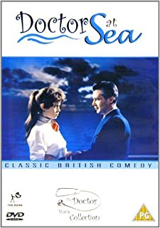 Doctor at Sea by Dirk Bogarde