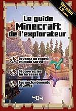 Le guide Minecraft de l'explorateur - Version 1.9 de Stéphane PILET