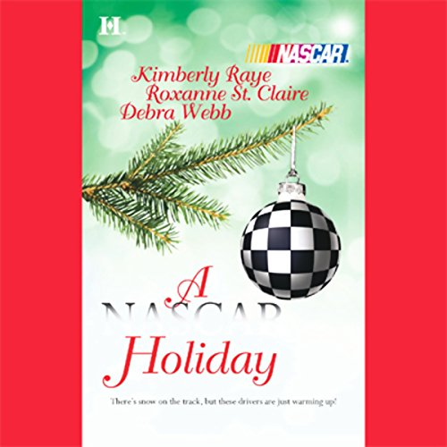 A NASCAR Holiday cover art