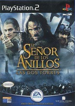 Señor De Los Anillos 2 Torres