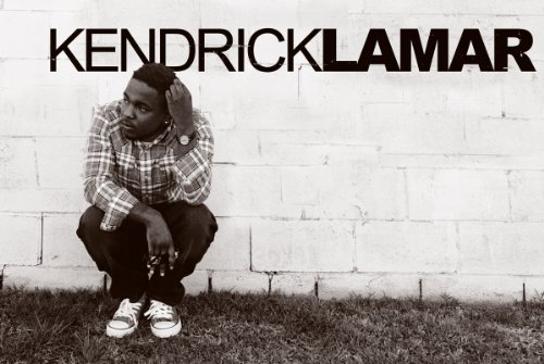Innerwallz Kendrick Lamar Music Poster 36 x 24in