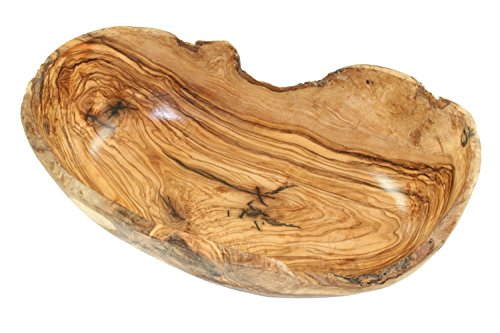 D.O.M. Schale oval 32 cm aus Olivenholz