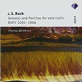 Sonaten & Partiten Fr Violine Solo Bwv 1001-1006 - homas Zehetmair