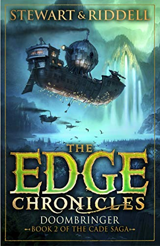 The Edge Chronicles 12: Doombringer: Second Book of Cade (English Edition)