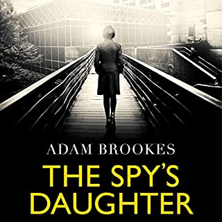 The Spy's Daughter cover art
