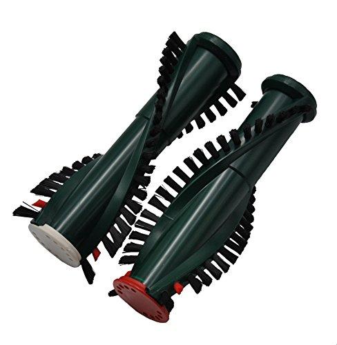 Made in Germany Rund Bürsten geeignet für Vorwerk Elektro Teppichbürste ET 340 EB 350 351 F