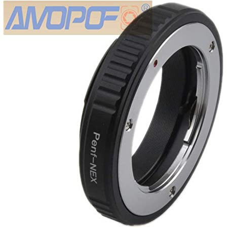 Amopofo T2-NEX Adapter T2 T Lens to Sony E Mount NEX Adapter NEX3 NEX5 NEX7 A7 A7R A7S A6000
