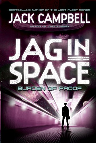 Burden of Proof (JAG in Space Book 2) (English Edition)