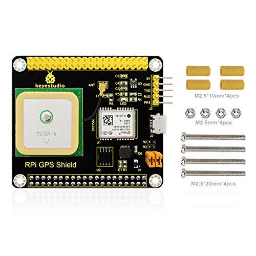 KEYESTUDIO für Raspberry Pi GPS Shield Ublox NEO B + A Antenne