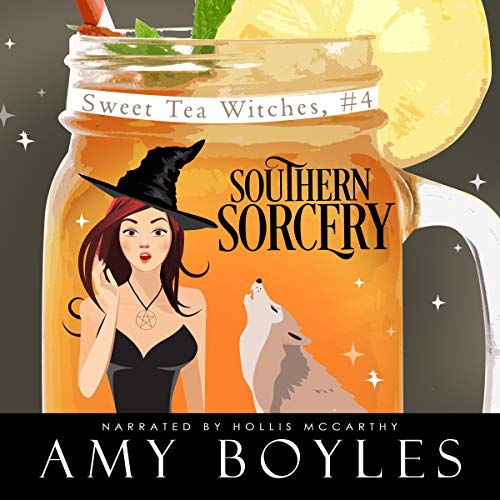 Southern Sorcery Audiobook By Amy Boyles cover art
