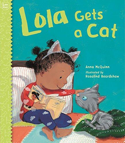 Lola Gets a Cat (Lola Reads)