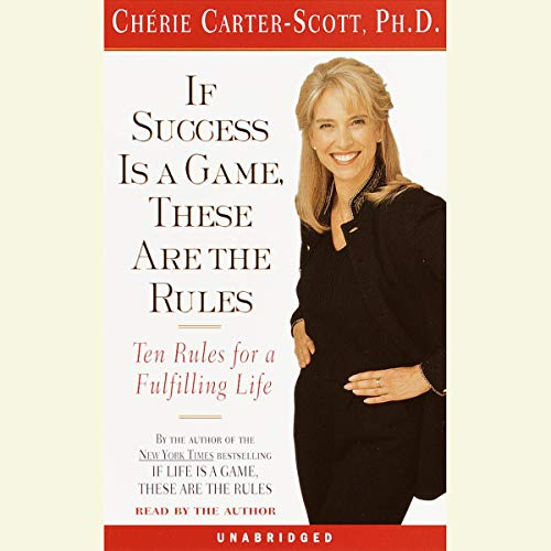 Couverture de If Success Is a Game, These Are the Rules