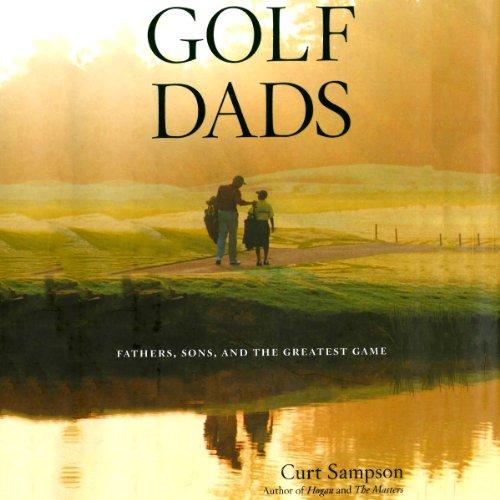 Golf Dads audiobook cover art