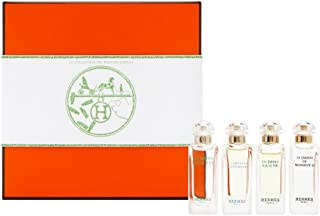 Hermes Un Jardin Eau de Toilette Mini Fragrance 4-Piece Set