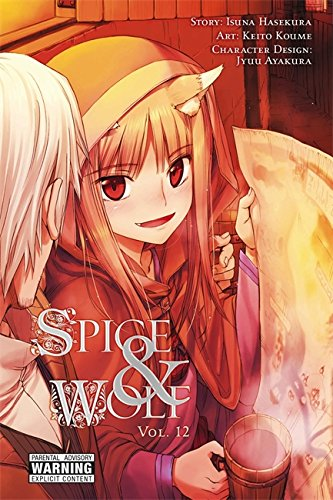 Spice and Wolf, Vol. 12 (manga)