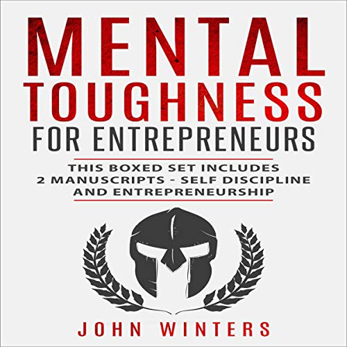 Mental Toughness for Entrepreneurs  By  cover art