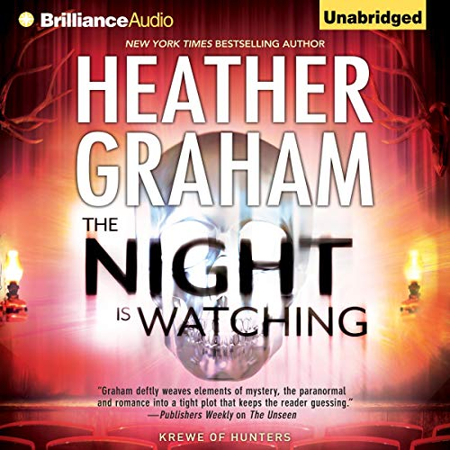 The Night Is Watching Audiobook By Heather Graham cover art