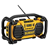 DEWALT 7.2V-18V Radio and Battery...