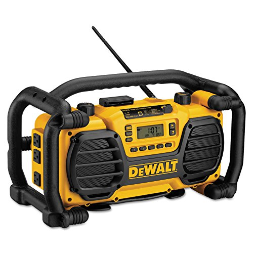 DEWALT 7.2V-18V Radio and Battery Charger (DC012)