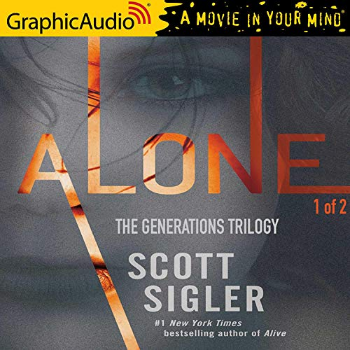 Alone (1 of 2) (Dramatized Adaptation)  By  cover art