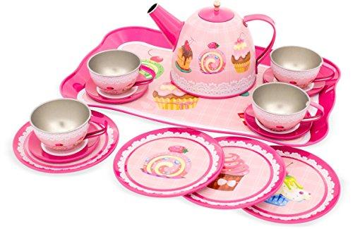 Ulysse Couleurs D'enfance - 5054 - Dinette Métal Mallette - Cupcake