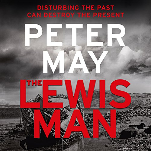 The Lewis Man audiobook cover art