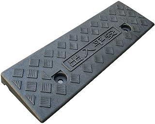 Rampas interiores para el hogar, Rampas de umbral de plástico negro Rampas portátiles ligeras para