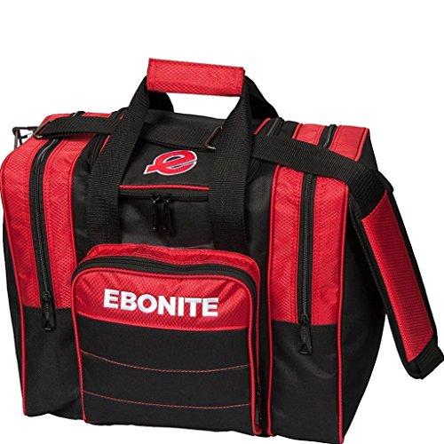 Ebonite Impact Plus Bowling Schultertasche, unisex, Impact Plus Shoulder Bag, rot