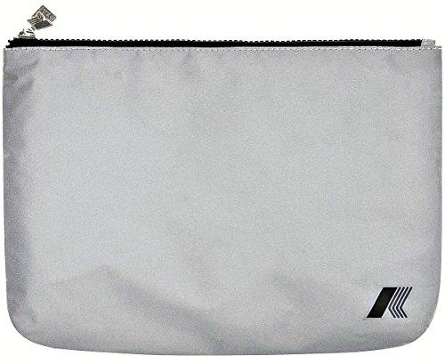 Beauty K-Way K-Pocket Reflective Slg Medium Flat Pouch