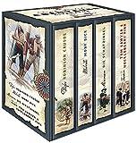 Die großen Klassiker der Abenteuerliteratur - Robinson Crusoe - Moby Dick - Die Schatzinsel - Tom...