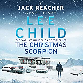 The Christmas Scorpion cover art