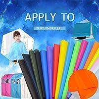 150cm wide*100cm Polyester Taffeta Waterproof fabric with pu coating for kite fabric. umbrella fabric.diy Handmade fabric