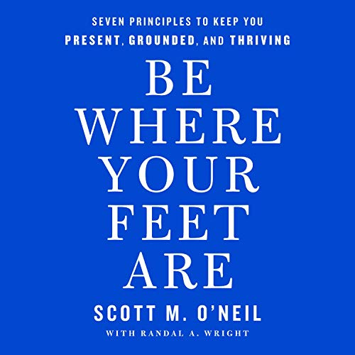 Be Where Your Feet Are Titelbild